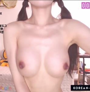 韓国人のライブチャットオナニー korean bj 1290